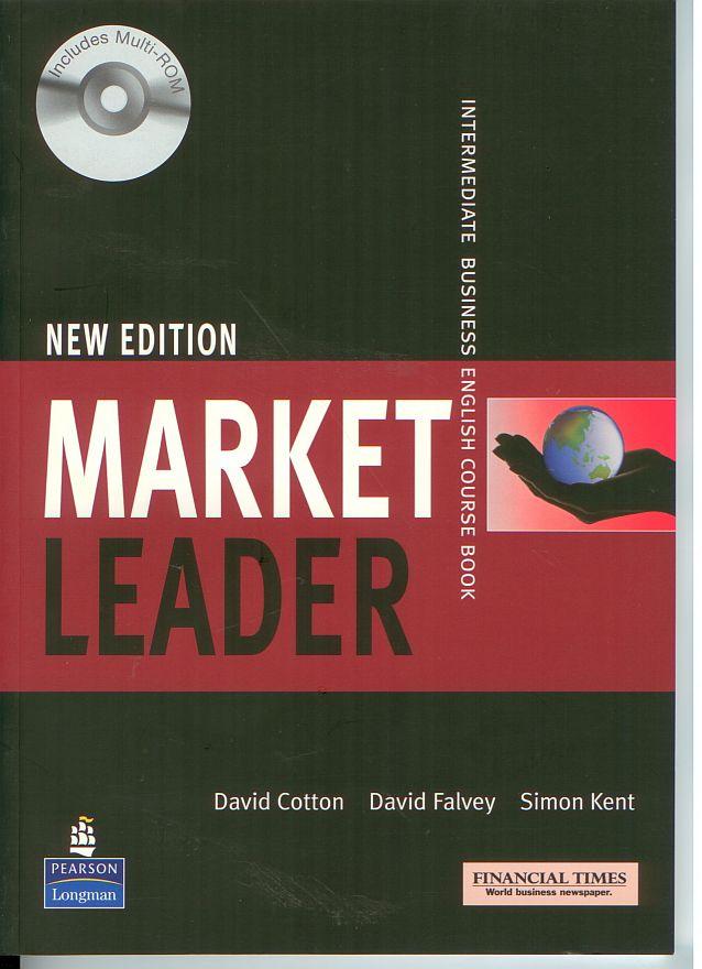 U0423 U0447 U0435 U0431 U043d U0438 U043a Market Leader Intermediate Coursebook